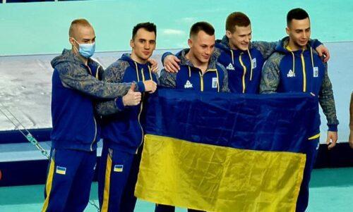 Чемпіонат Європи гімнастика: збірна України виграла золото - новини спорту
