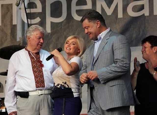 Оксана Білозір - Багатомовний» Порошенко, помста Ігоря Білозіра та колядки в СРСР