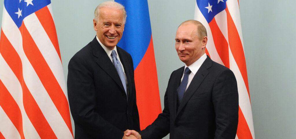США, Байден, Путін