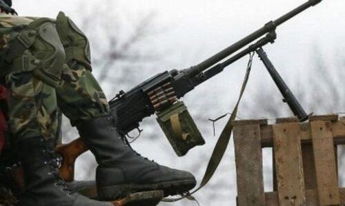 """бойовик, """"ДНР"""", підозра"""