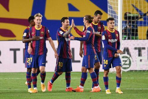 Барселона, футбол