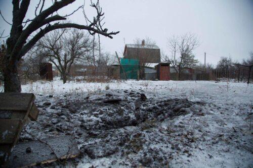 Луганська область, смерть, окупанти, місцевий житель
