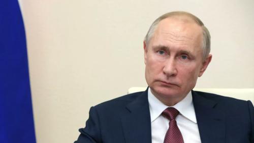 Росія, звинувачення, Путін