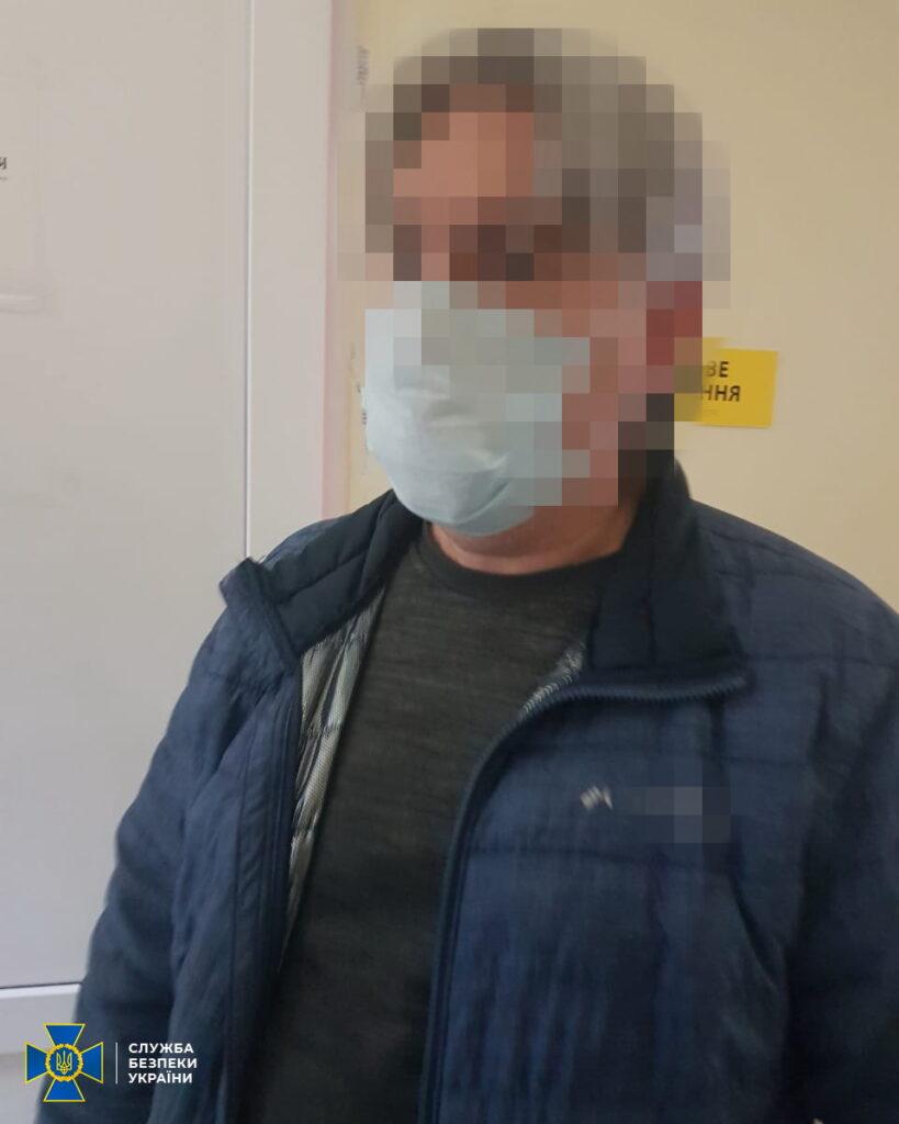 кримська весна, СБУ, активіст, затримання, Росія