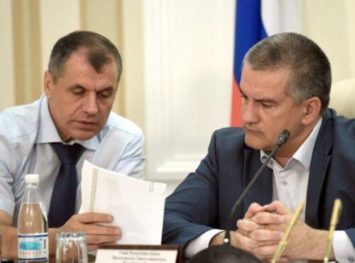 Анексія Криму: Аксьонову та Константинову оголосили нові підозри