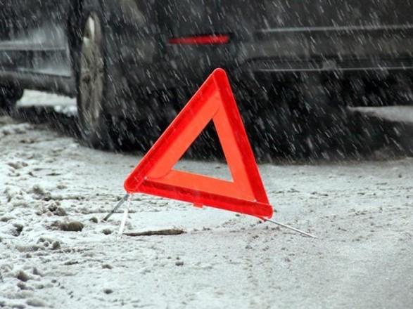 Київ, сніг, негода, ситуація на дорогах