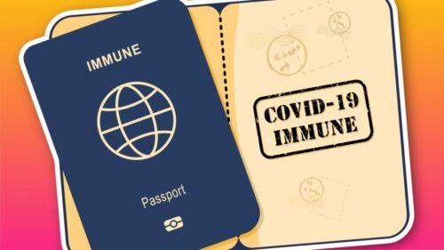 Вакцинація від коронавірусу: в Україні планують ввести паспорти