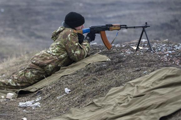Донбас, війна, окупанти, наступ