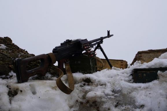 війна на Донбасі, бойовики, ООС