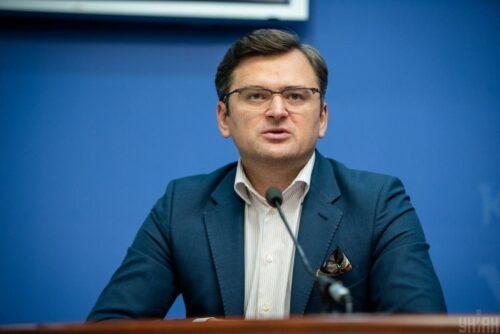 """Новини політики: Кулеба закликав провести """"нормандську"""" зустріч"""