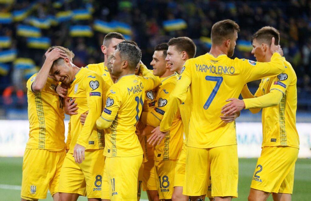 збірна України, футбол