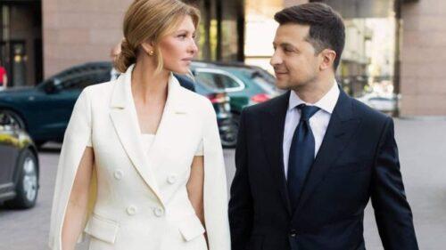 Новини Зеленський: президент привітав Зеленську з днем народження