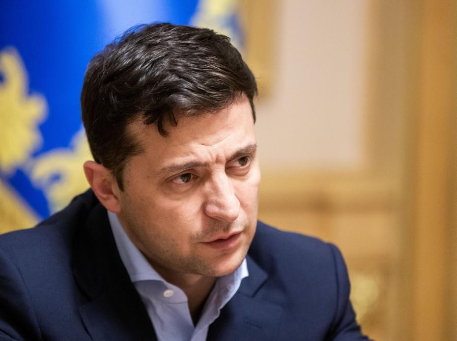 Новини Зеленський: Україна збудує і запустить в космос свій супутник