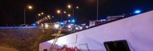 6 людей загинули, понад 30 травмовані: у Польщі у страшній ДТП розбився автобус з українцями (фото)