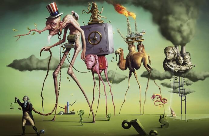 Наступ неоліберального «контрольованого хаосу»