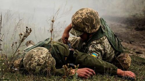 Донбас, окупанти, напад