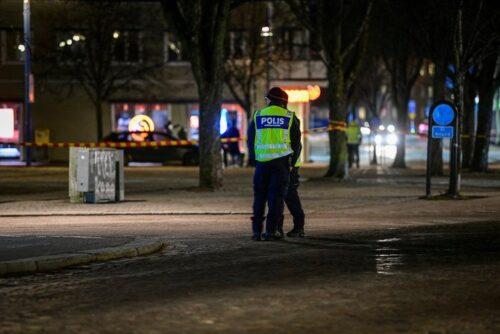 Швеція напад