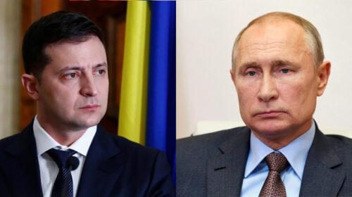 Зеленський, Путін, Кравчук, війна