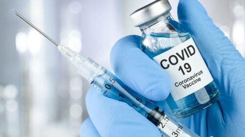 Вакцинація від коронавірусу: щеплення зробили майже 6 тисяч осіб