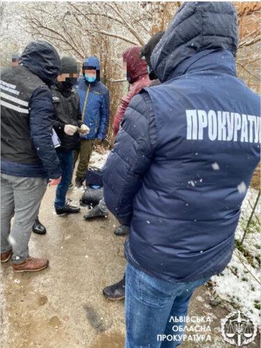 хабар Дрогобич