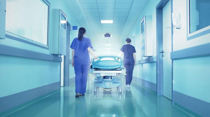 Коронавірус в Україні: де перевищено рівень госпіталізацій