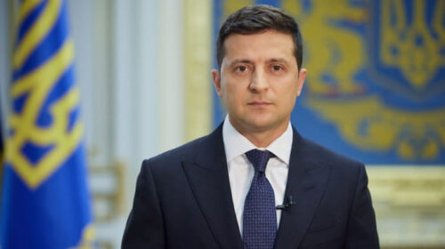 Зеленський новини: президент затвердив Стратегію воєнної безпеки