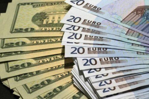 Нацбанк, долар, євро