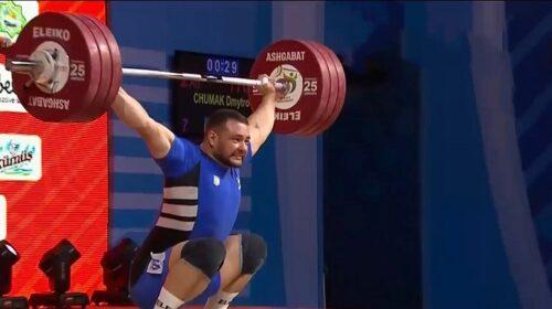 «Москва згоріла повністю»: ще один український важкоатлет завоював два «золота» на ЧЄ (фото)