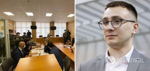 Стерненка випустили з-під варти: суд ухвалив рішення
