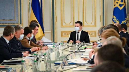 Війна на Донбасі: РНБО проведе нове засідання