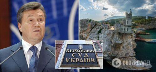 Здача Криму: Янукович хоче взяти участь у засіданні