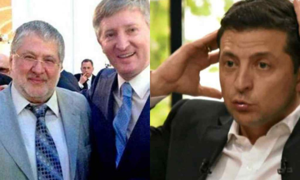 Зеленський VS олігархи: хто кого?
