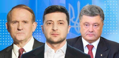Зеленський, Медведчук, Порошенко: що далі?