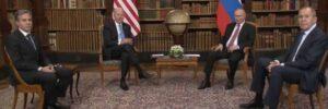 Байден і Путін прибули у Женеву: переговори між президентами США та Росії розпочалися (фото, онлайн)