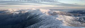 У Карпатах почалася справжня зима (фото)